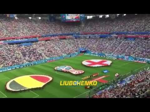 Belgium vs England 2 0   All Goals & Highlights RÉSUMÉN & GOLES  Mundial 2018 From Stands  HD