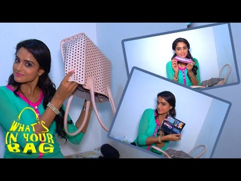 What's In Your Bag: Asmita Sood | Episode 1