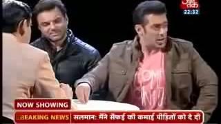 Video Salman khan blasts on Sidhi Baat Aaj Tak Rahul K MP3, 3GP, MP4, WEBM, AVI, FLV Maret 2019