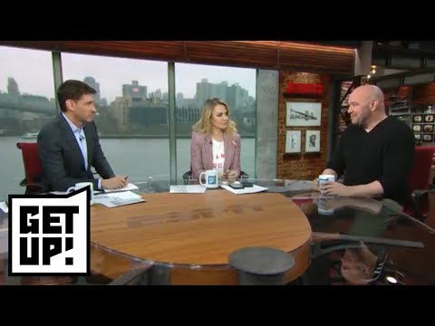 Dana White was working on new deal with Conor McGregor before UFC media day attack | Get Up! | ESPN