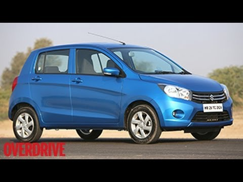 Maruti Suzuki Celerio – First Drive Review