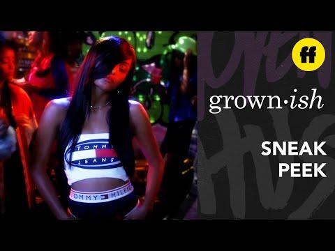 grown-ish Season 3, Episode 8 | Sneak Peek: Zoey's 21st Birthday Wish | Freeform