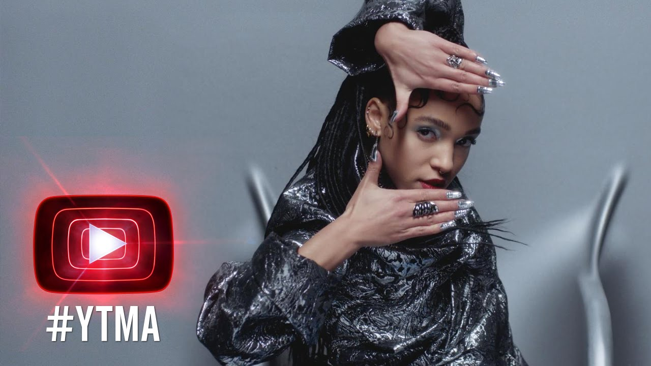 FKA twigs - Glass & Patron (Official Music Video YTMAs) #Música