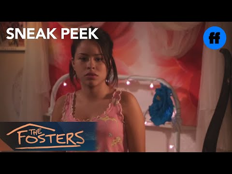 The Fosters 3.12 (Clip 'Mariana & Callie')