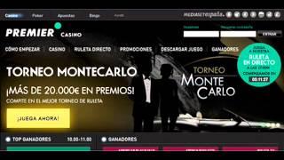 premier Casino está presente en uno de los canales más potente de la TV española. Este espacio televisivo está dedicado a la ruleta en vivo de Premier Casino.