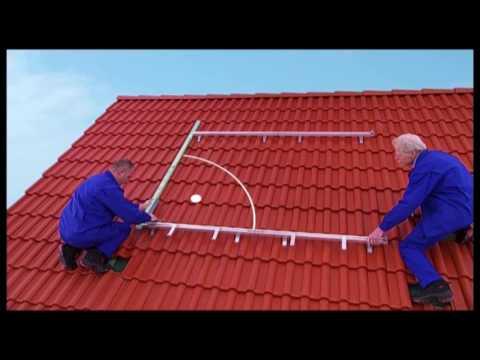 Buderus kolektory słoneczne - montaż