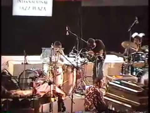 Anga solo Havana Jazz plaza 92 Pt1