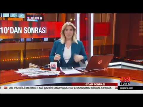 CNN Türk - 10'dan Sonrası - Türkiye Küçükler, Yıldızlar ve Emektarlar Şampiyonaları - 25 Ocak 2017