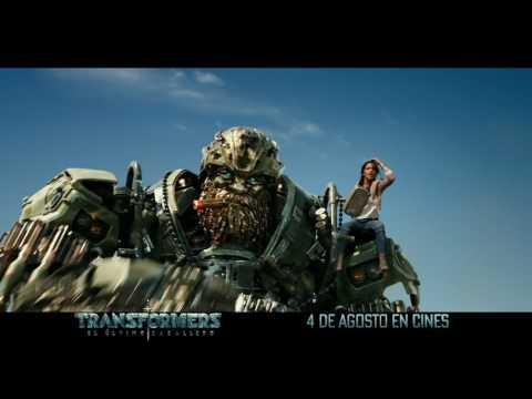 """Transformers: El último caballero - Tv Spot Fury 20""""?>"""