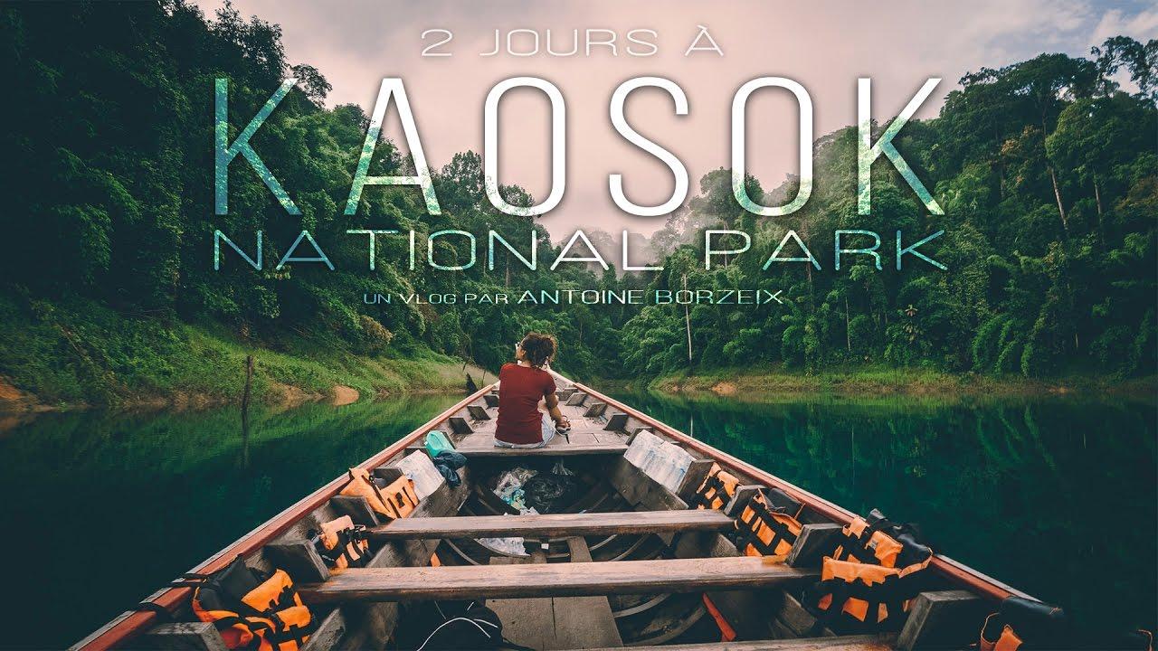 2 jours à Khao Sok National Park