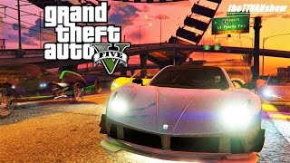 GTA5 OPEN LOBBY - PS4 SUNDAY NIGHT FUN WITH FRIENDS by theTIVANshow