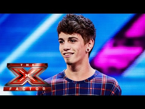 down - Visit the official site: http://itv.com/xfactor Jake Sims' Room Audition was hi-jacked by his little sister sitting on the Judges panel, but will his performance of When The Sun Goes Down...