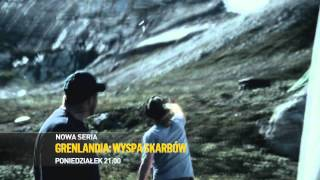 Ośmiu amerykańskich górników wyrusza na poszukiwania złota i drogocennych kamieni szlachetnych skrytych w lodowej...