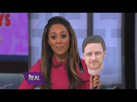 """crush - Have you ever wondered who the ladies of """"The Real"""" are crushing over? If so, you're in luck, because the hosts are revealing their fave Hollywood hotties this Man Crush Monday. They..."""