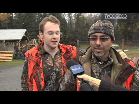 Le Parc de Matane: Le 7e ciel pour un chasseur d'orignal ?
