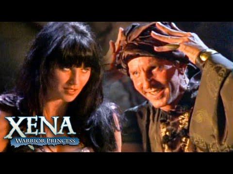 Xena STANDS UP TO Sinteres | Xena: Warrior Princess