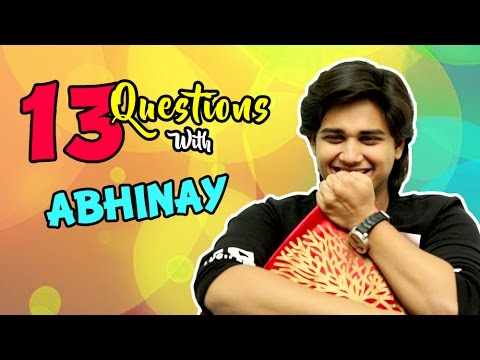 Video Top 13 Questions With Abhinay Berde | Ti Saddhya Kay Karte | Marathi Movie 2017 download in MP3, 3GP, MP4, WEBM, AVI, FLV January 2017