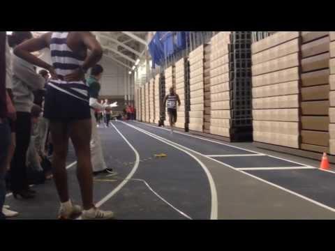 Mo Sidique wins UAA triple jump