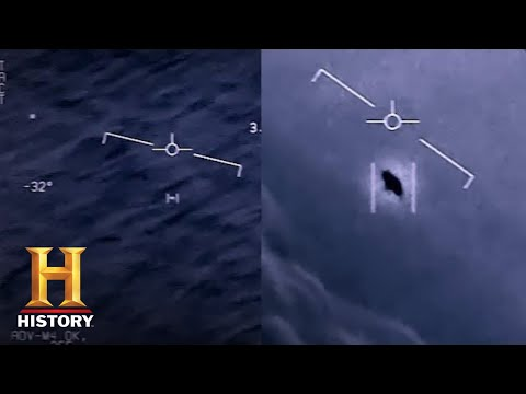Unidentified: UFO Testimony from LT. Ryan Graves (Season 1)   History
