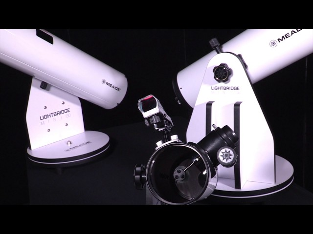 Meade LightBridge Mini 130mm Telescope Essentials Bundle