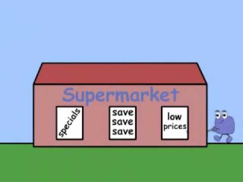supermarket song