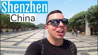 ShenZhen 深圳 city tour