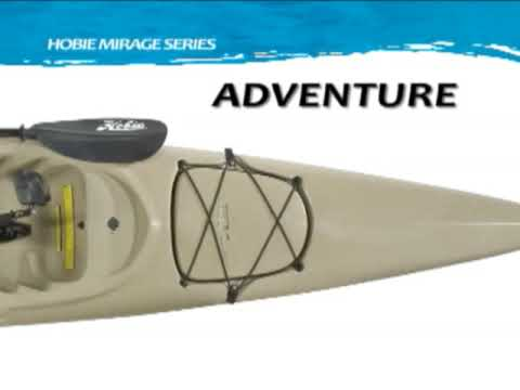 Hobie Mirage Adventure Kayak Overview