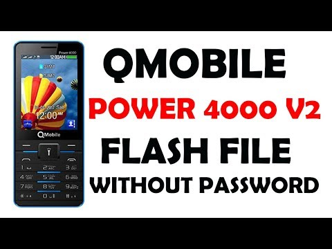 Qmobile Power 4000 V2 Flash File Without Password Read by MSS With Miracle Box