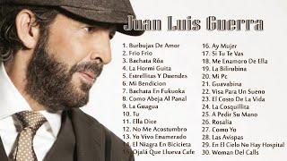 Video Juan Luis Guerra EXITOS, EXITOS, EXITOS Sus Mejores Canciones - Juan Luis Guerra Mix Nuevo 2018 MP3, 3GP, MP4, WEBM, AVI, FLV September 2019