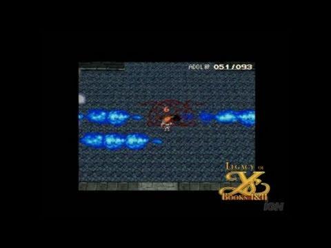 Ys II DS Nintendo DS