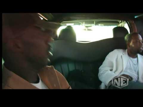 Ralph Tresvant Raps In A limo