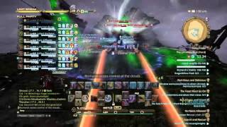 FFXIV Heavensward Chronicles  part 76: The Gentleman Paladin`s Trials Bismarck Hard Mode