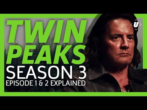 Twin Peaks Season 3 Episode 1 & 2 Breakdown