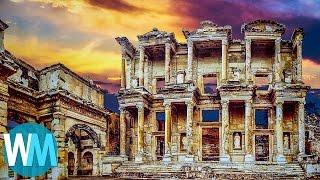 Video Top 10 Incredible Ancient Ruins MP3, 3GP, MP4, WEBM, AVI, FLV April 2017