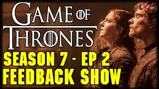 "Game of Thrones Season 7 Episode 2 ""Stormborn"" Feedback ShowHistory Buffs Nick Hodges join us to take you Game of Thrones Feedback for Episode 2 of Season 7 StormbornCheck out Nick's Channel https://www.youtube.com/HistoryBuffsLondonAnd here is the Link to our Previous Podcast mall about Nick and History Buffs  https://youtu.be/Tpc_hOz7Rxs---Please Subscribe: https://www.youtube.com/user/theissuesguystuff?sub_confirmation=1To help us Keep going and create more content please consider:Supporting the channel on Patreon: https://www.patreon.com/philtheissuesguyDonating:  https://youtube.streamlabs.com/philtheissuesguyor directly on Paypal:  https://www.paypal.me/PhiltheissuesguyCheck out your favorite Shows Playlist! https://www.youtube.com/user/theissuesguystuff/playlistsSubscribe to our podcasthttp://issuesprogram.com/itunes/https://itunes.apple.com/us/podcast/phils-recap-and-review-with-phil-theissuesguy-podcast/id943187265?mt=2Thanks for the support!---Please use our offers and link for free stuff and deal! http://www.audibletrial.com/Issues to sign up for 30 free days of Audible and get a free book! It helps us out BiG TIMEl! :)To get 30 days free with 1 games out on Gamefly sign up with the link: http://gameflyoffer.com/issuesSign up LootCrate! http://www.trylootcrate.com/issuesJoin the Record of the Month club: http://joinvmp.com/issues----Stay connected!Discord: https://discord.gg/0upUVdagXcUuzbfGGoogle Community: https://plus.google.com/u/0/communities/116286288385889495387Songs Used on the Show:  https://soundcloud.com/user-521817999And for more check out : http://Issuesprogram.com and our sisters channel http://youtube.com/dirtyissues for more fun!And If you have any questions or anything Call/Text 781 990 8509- 24/7Tweet @igotissuesmanor email igotissuesman@gmail.comThanks!http://issuesprogram.comhttps://twitter.com/igotissuesmanhttps://www.facebook.com/theissuesguyhttps://twitter.com/dirtylockzPartners/Associations Land Of ESH : http://www.electricsistahood.com http://www.youtube.com/dirtyissuesG4 Comic Etc: http://www.g4comicsetc.comWant to send us something Phil TheIssuesGuyP.O. Box 236 Marblehead, MA 01945------------------------------------------------------------------------------------------------------------------------------------------------------------------------Game of Thrones is an American fantasy drama television series created by David Benioff and D. B. Weiss. It is an adaptation of A Song of Ice and Fire, George R. R. Martin's series of fantasy novels, the first of which is titled A Game of Thrones."