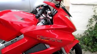 7. Honda VFR 800 VTEC 2004