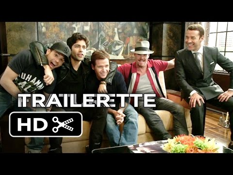 Entourage (Featurette 'Cast')