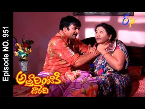 Attarintiki Daredi | 22nd November 2017 | Full Episode No 951