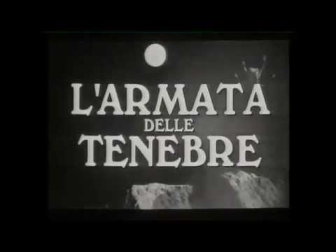 L'ARMATA DELLE TENEBRE TEASER