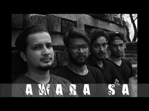 Awara Sa - Official | Unknown Artist The Band