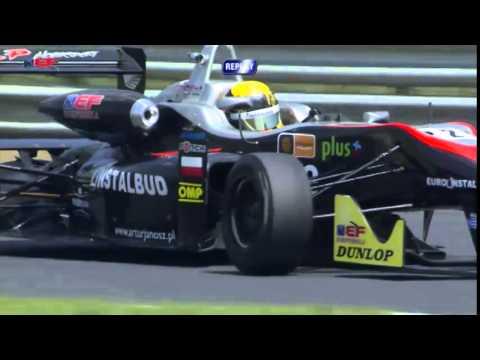 Hungary Race 2 – Alex Palou – Euroformula Open ROUND 4