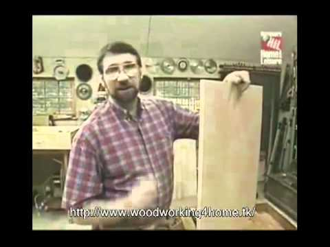 Rolling Shop Cabinet Part 1 - Woodworking Tips - WoodWorking Projects