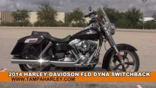 3. 2014 Harley Davidson FLD Dyna Switchback New Motorcycle for sale