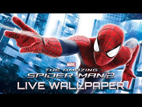 spiderman live wallpaper apk full
