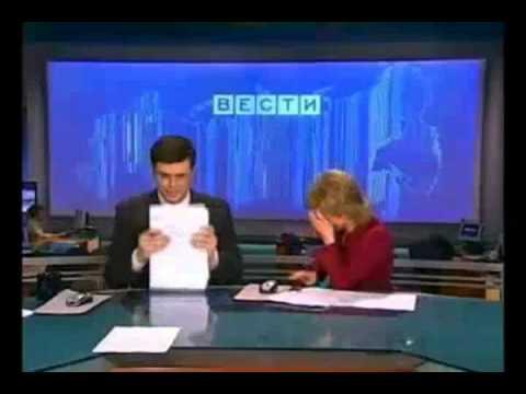 Ляпы в прямом эфире - DomaVideo.Ru