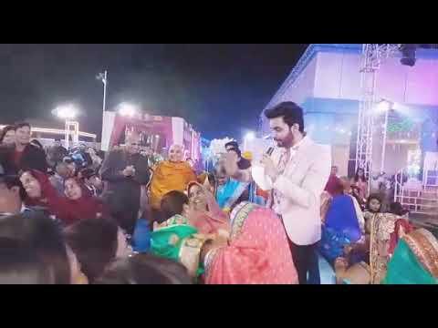 Rajasthan Jaipur Anchor Aditya Sharma