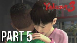 Yakuza 3 Part 5 - The Sketched Man