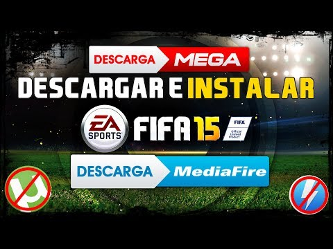 Descargar FIFA 15 Para PC Full En Español Latino/Castellano (Sin Utorrent) [MEGA/ MEDIAFIRE] 2018