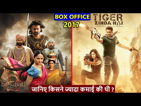 Bahubali 2 The Conclusion vs Tiger Zinda Hai 2017 Movie Budget, Box Office Collection & Verdict