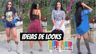 INFOS DO VIDEO ♡♡♡ ♡ LOOKS: Look1 Cropped- Digbest; Shorts- Amiclubwear; Jaqueta- Zaful; Bota- Carmim; Óculos- ...